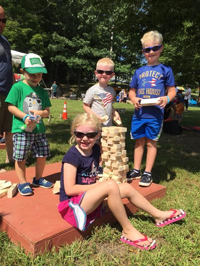 Family Fun at the Tyngsboro Block Party